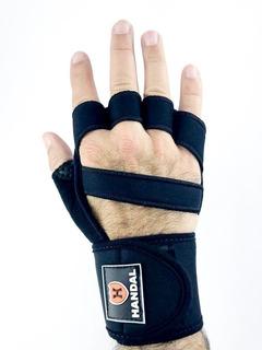 Luva Treino Musculação Academia Raptor Hl2 - Handal Original
