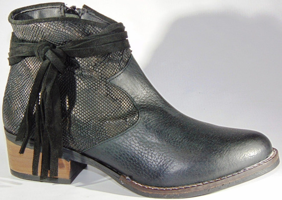 Texana Carritos Cuero Lady Riot 35-40 Art 178 Exclusivas !!