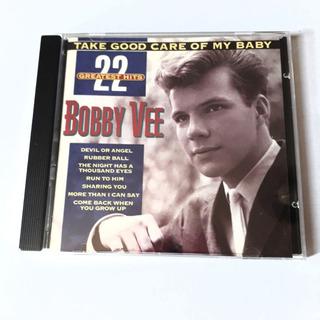 Cd Bobby Vee 22 Greatest Hits Portugal Nuevo Y Sellado