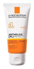 Protetor Solar Facial Anthelios Xl Protect Fps 60 Gel Creme