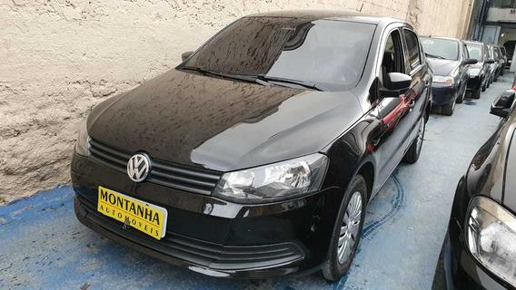 Vw Voyage G6 1.0 Flex Ano 2015 Montanha Automoveis