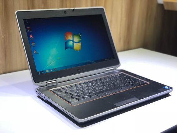 Notebook Dells Core I5 4gb 320gb Hd E6430 Win 10 Pro Empresarial Usado Em Promoção P/engenharia