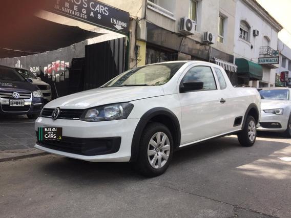 Volkswagen Saveiro 1.6 L/10 Cab Ext 2013