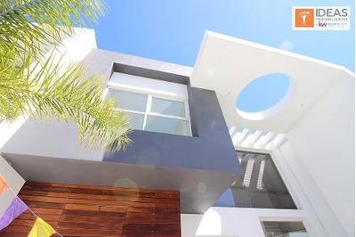 Casa En Renta Parque Lima, Lomas De Angelópolis