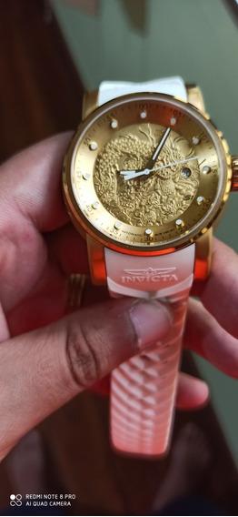 Relógio Invicta Yakusa Automático Top Premium Aaa+