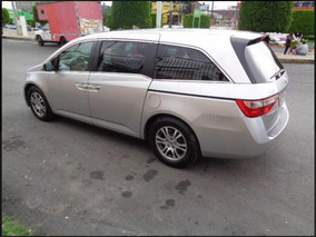 Honda Odyssey 3.5 Touring Minivan Cd Qc Dvd At 2012