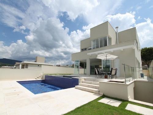 Casa Condomínio Reserva Da Serra - Jundiaí/sp - Ca01337 - 31956938
