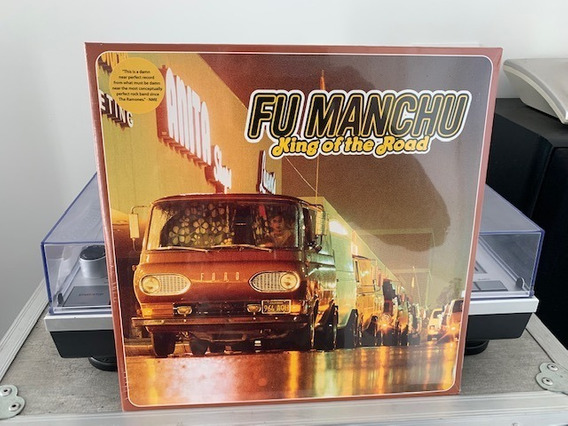 Fu Manchu - King Of The Road - Vinilo / Lp