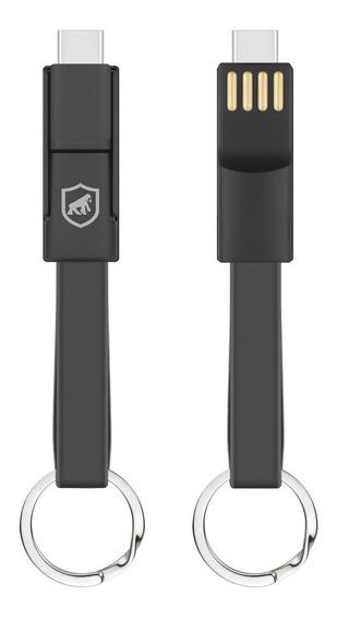 Cabo Slim 3 Em 1 - Micro Usb , Lightining , Tipo C - Gshield