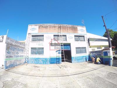 Barracão Para Aluguel Em Vila Santa Isabel - Ba000950