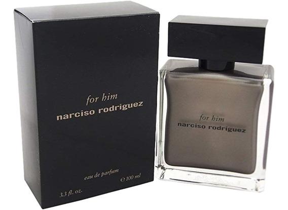 Perfume Narciso Rodriguez For Him Edp 100 Ml - Original + Amostra.
