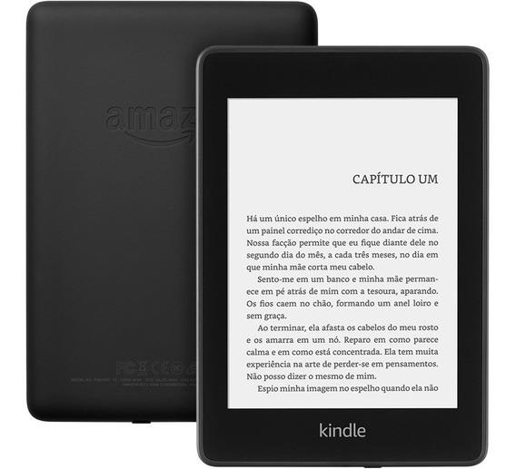 Kindle Amazon Novo Paperwhite Iluminação Embutida 8gb Wi-fi