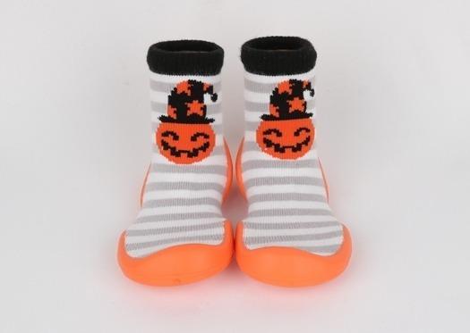 Calzado Para Bebés - Zapamedias Pumpkin
