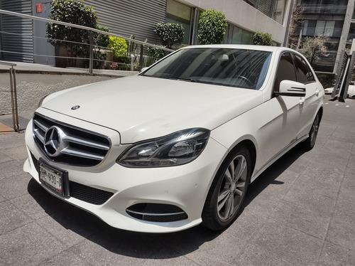 Imagen 1 de 13 de Mercedes-benz Clase  E 200 Avantgarde 2014
