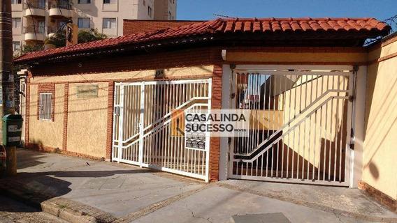 Sobrado Em Condomínio Fechado 66m² 2 Dormts 2 Vagas Próx. Ao Metrô Vila Matilde - So0130 - So0130