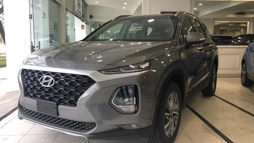 Hyundai Santa Fe 2.4 Seguridad 7as 6at 2wd 2020