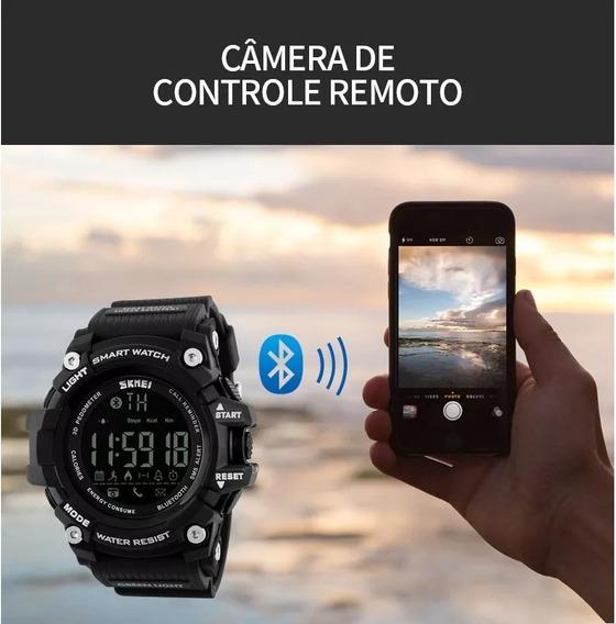 Relógio Bluetooth A Prova D