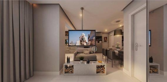 Apartamento Novo À Venda Em Pinheiros / Vila Madalena No Contrapiso , 2 Vagas, 4 Quarteirões Do Metrô Fradique Coutinho - Ap9643