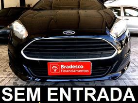 New Fiesta S 1.5 - 2014 - Sem Entrada R$ 1.099 / Osasco