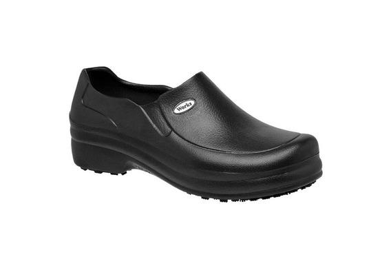 Sapato Antiderrapante Soft Works Em Eva Profissional Bb65