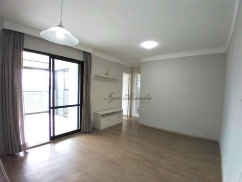 Apartamento Com 2 Dormitórios Para Alugar, 57 M² Por R$ 3.500,00/mês - Bela Vista - São Paulo/sp - Ap20011