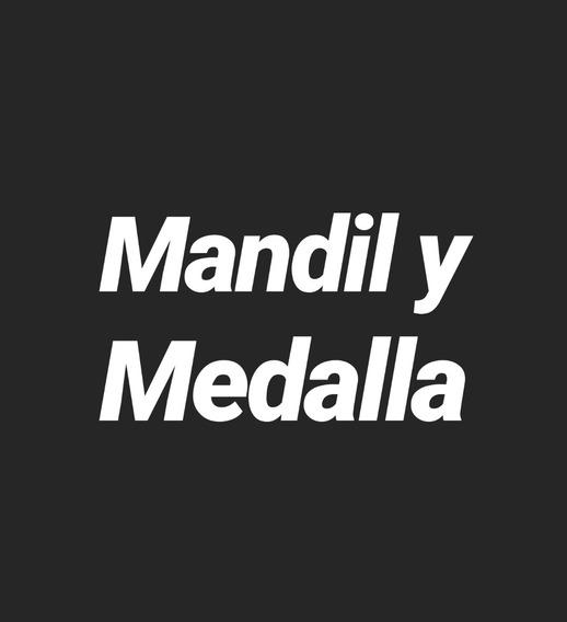 Mandil Y Medalla