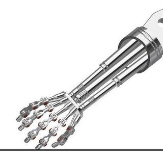 Replica Brazo De Terminator De 25 Cm