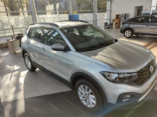 Volkswagen T-cross Suv 0km Cuotas Fijas $21100 + Anticipo G-