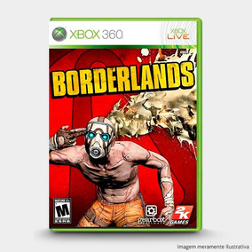 Borderlands - Original Para Xbox 360 - Novo