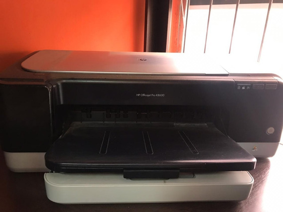Sucata Impressora A3 Hp Officejet K8600 Com Defeito