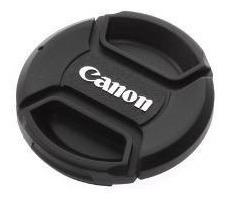 Tampa Frontal Lente Canon Lens Cap 77mm Lentes L