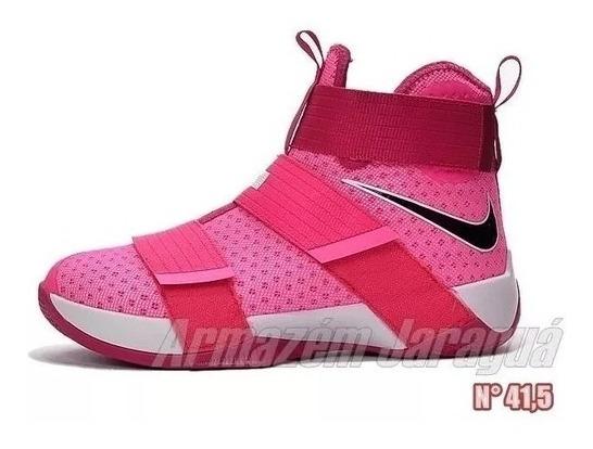Tênis Lebron Soldiers Basquete Shoes Importado