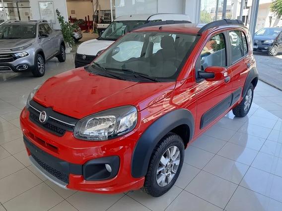 Fiat Uno Way 1.3 2020 0km $300.000 Bonificacion Gobierno Z-