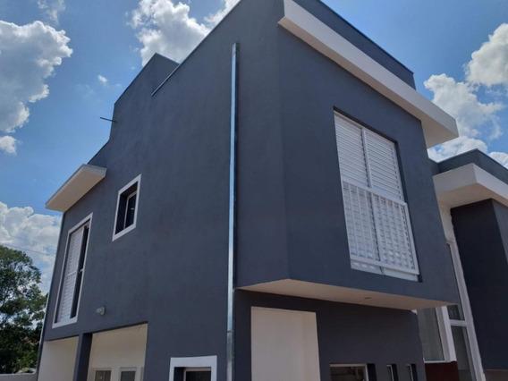 Sobrados Em Jarinu-sp Nova Trieste Com 2 Dorms - 65m²