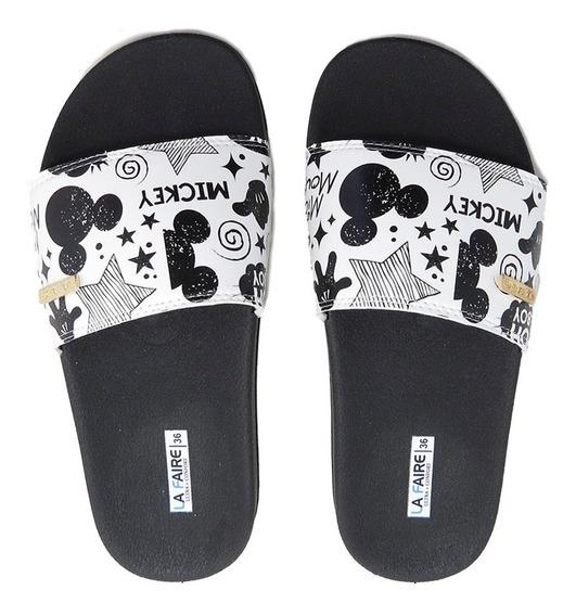 Chinelo Slide Sandália Mickey Confortável Pronta Entrega