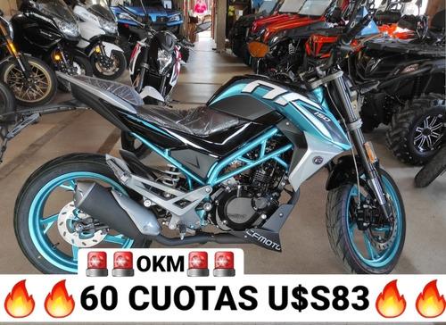 Cf Moto Nk 150 250 300 400 Financiacion 100%