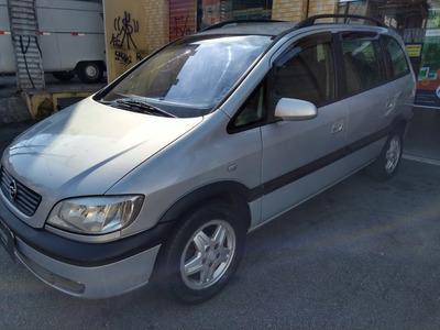 Chevrolet Zafira 2.0 8v 5p 2003 Automática