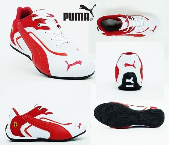 Tênis Sapatênis Puma Ferrari New Super Oferta+ Frete Grátis!