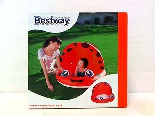 Pileta Circular Con Techo De Animales Bestway 97x66 Cm