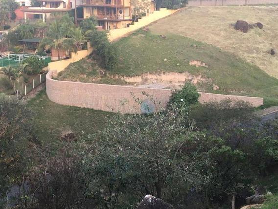 Terreno Residencial À Venda, Fazenda Hotel São Bento Do Recreio, Valinhos. - Te0276