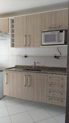 Apartamento Bairro Jardim - Ap0520