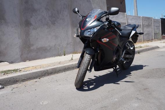 Honda Cbr300 Negra
