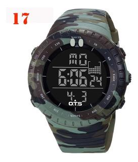 Reloj Ots Ref 7005g + Obsequió