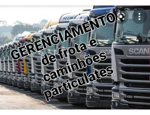 Imagem 1 de 1 de Agregamento , Gerenciamento De Frota