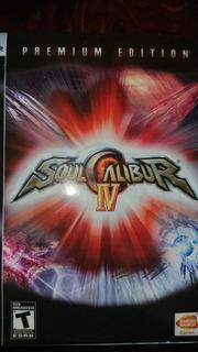 Soul Calibur 4 Iv Edicion Premium Ps3