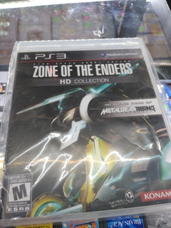 Zone Of The Enders Hd Colletion Play Station 3 Ps3