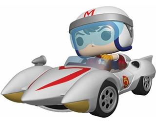 Funko Pop Speed Racer Mach 5 Meteoro Nuevo Original