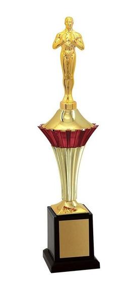 Troféu De Oscar-vitória Osc1100br 40,5 / 35,5 / 30,5cm