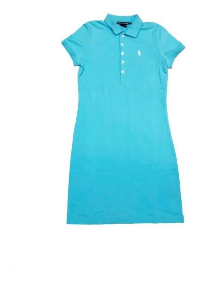 Vestido Deportivo Polo Ralph Lauren Original Sport Azul
