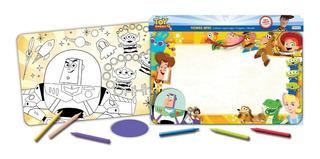 Pizarra Tapimovil Bifaz Para Crayon Toys Tory 7938 (4529)